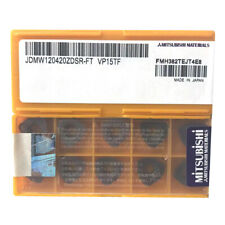 H●MITSUBISHI JDMW120420ZDSR-FT VP15TF Carbide Inserts CNC