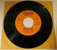 Michael Jackson Soundalike- I Never Had a Girl, Steeltown 688 Ripples and Waves