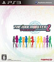 PS3 Idolmaster 2 Idol Master PlayStation 3 Japan F/S
