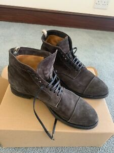 Officine Creative Mens Brown Boots Size 43