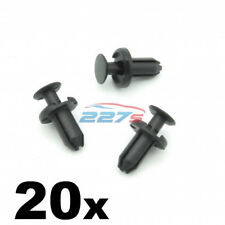20x Small Plastic Rivets for a 5mm Hole, Identical to Toyota 90467-05170