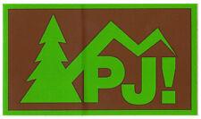 Pearl Jam Equiped Recreation Sticker
