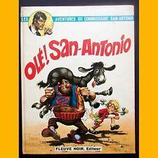 OLÉ ! SAN-ANTONIO Patrice Dard Henri Desclez EO 1972