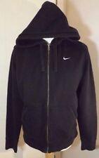 Nike Cotton Blend Hooded Plain Hoodies & Sweats for Men