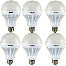 6 Pc Daylight 12 Watt Energy LED Light Bulb 100 W Output Replacement 480 Lumens
