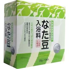 "JAPAN NATAMAME""SWORD BEAN""COMPOUND BATH SALT/BATHSALT(30g X 10) BEAUTY&HEALTH"