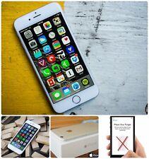 Apple iPhone 6 64 GB ORIGINAL Libre I PLATA I Nuevo (otro) I Sin Huella Touch ID