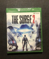 The Surge 2 (Microsoft XBox One, 2019) Brand New Factory Sealed! FREE SHIPPING!