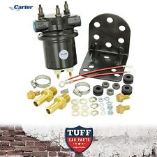Carter 4601 Black Electric Fuel Pump P4601HP Holley Alternative 100GPH 15 PSI