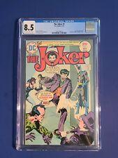 The Joker #1 🤡 CGC 8.5 VF+ 1975 O'Neil & Giordino DC 🔥 Batman not 171 227 251