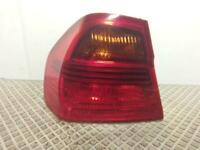2007 BMW 3 Series E90 2005-10 Saloon N/S Passengers Side Rear Lamp Light LH