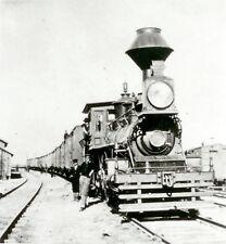 Immigrant Train 1869 Or 1870