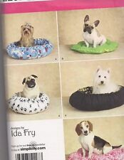 Simplicity No Sew   Dog  Beds  Sewing   Pattern  2297