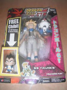 "Dragon Ball GT Action Figure: SS Trunks 5"" - Series 2"