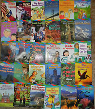 Storytown 4th Grade Level 4 Ell 30 Books Paperback Complete Set!