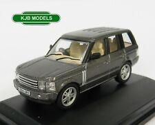 BNIB OO GAUGE OXFORD 1:76 76RR3001 Range Rover 3rd Generation Bonatti Grey