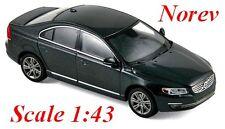 Volvo S 80 berline 2013 savile greyl - Norev -  Echelle 1/43