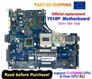 Lenovo Ideapad Y510P INTEL VIQY1 NM-A032 N14P-GT1-A2 GT755M 2GB Motherboard