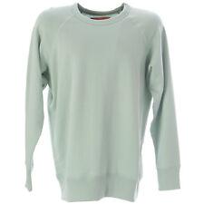 OLASUL Men's Moss Reversible Crewneck Sweatshirt NEW