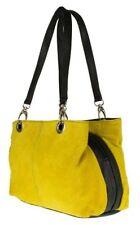 Suede Outer Handbags Clasp Shoulder Bags