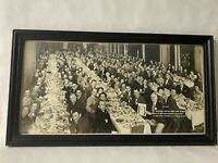 Vintage Framed Photo of 5th Divisional - National Oil Mill Superintendents 1952