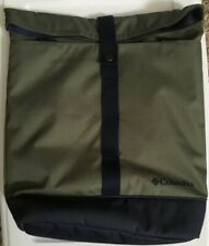 Columbia Urban Lifestyle Backpack Convertible Tote NWT Unisex Green Navy