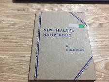 NEW ZEALAND PRE DECIMAL 1933-1965 HALF PENNIES COIN SET!!!RARE