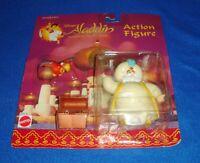 Disney's  Action  Figure ALADDIN The Sultan Mattel 4 Piece Set MIP Sealed