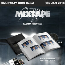 STRAY KIDS Mixtape Debut Album CD+Booklet+Photocard KPOP