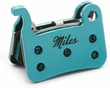 Miles Racing Brake Pads S-Metallic for XC,Sintered for Freeride,Organic for City
