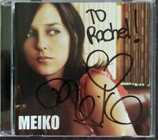 Meiko by Meiko (Singer/Songwriter) (CD, 2008, Myspace Records) Autographed VGC