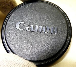 48mm rim Lens Front Cap Canon 50mm ID mm Slip on type OEM Serenar f1.9 85mm
