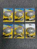 (6 Pack) Westek Indoor 24V Adjustable LED Accent Light Expansion Kit Slimline