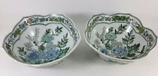 Pair of Chinese  CRACKLE GLAZE Bowls