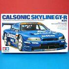 Tamiya 1/24 Nissan Skyline GT-R R34 [BNR34] JGTC Calsonic model kit #24219