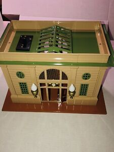 MTH Tinplate Traditions 115 Passenger Station, NEW!