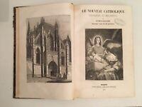 El Nuevo Católico Universal Y Religioso Rotura Hermanos Librero Editores 1842