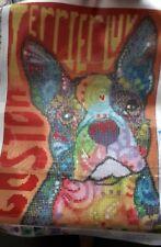 DIY Boston Terrier Diamond Art (Everything Included) - 30m x 40cm
