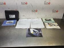 RENAULT Megane II Convertible 2006 1.5 Diesel Manual Book Wallet