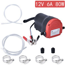 New listing Oil Change Pump Extractor Dc 12V 80W Oil/Diesel Fluid Pump Extractor Car Shi*