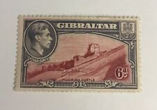 Gibraltar Sg 126 Perf 13.5 Lmm Cat £48