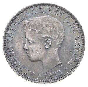 1895 Puerto Rico 1 Peso *0768
