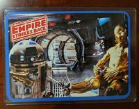 1980 Star Wars The Empire Strikes Back - Antique  Postcard - DROIDZ IN SPACE