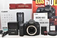 Canon EOS 60D Body Black Free Shipping Japan 61