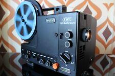EUMIG S910  HIGH QUALITY SUPER 8  8MM CINE VINTAGE REEL FILM MOVIE PROJECTOR