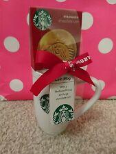 Starbucks Christmas Gift Chocolate Coin Mug