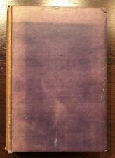 THE RELIGION OF MAN by RABINDRANATH TAGORE - GEORGE ALLEN & UNWIN LTD - H/B 1931
