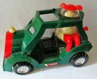 Vintage Little Dracula The Garlicmobile - Garlic Man Vehicle Bandai