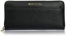 Portafogli Michael Kors Mercer Donna - Pelle (32s7gm9e9l) Nero