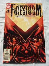 Firestorm #1 (Jul 2004, DC) Now Appearing on the Flash TV Show